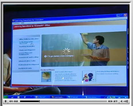 Microsoft Learning Essentials video